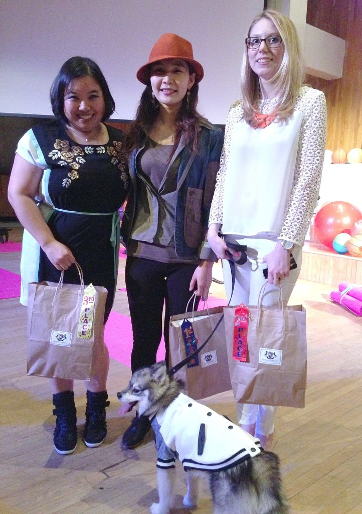 FIT Dog Fashion Show's winning designers on Bark and Swagger
