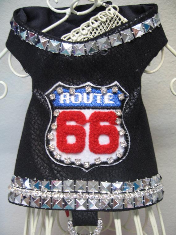 Route 66 Harness Vest