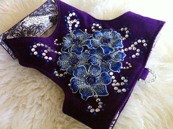IAPFP December 14-Holiday Attire-Vienna Couture velvet vest