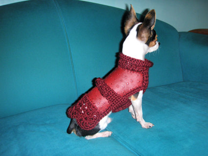 Nerina 52 Sweater Coat