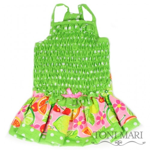 IAPFP May2015-i_love_fruits_dress_lime