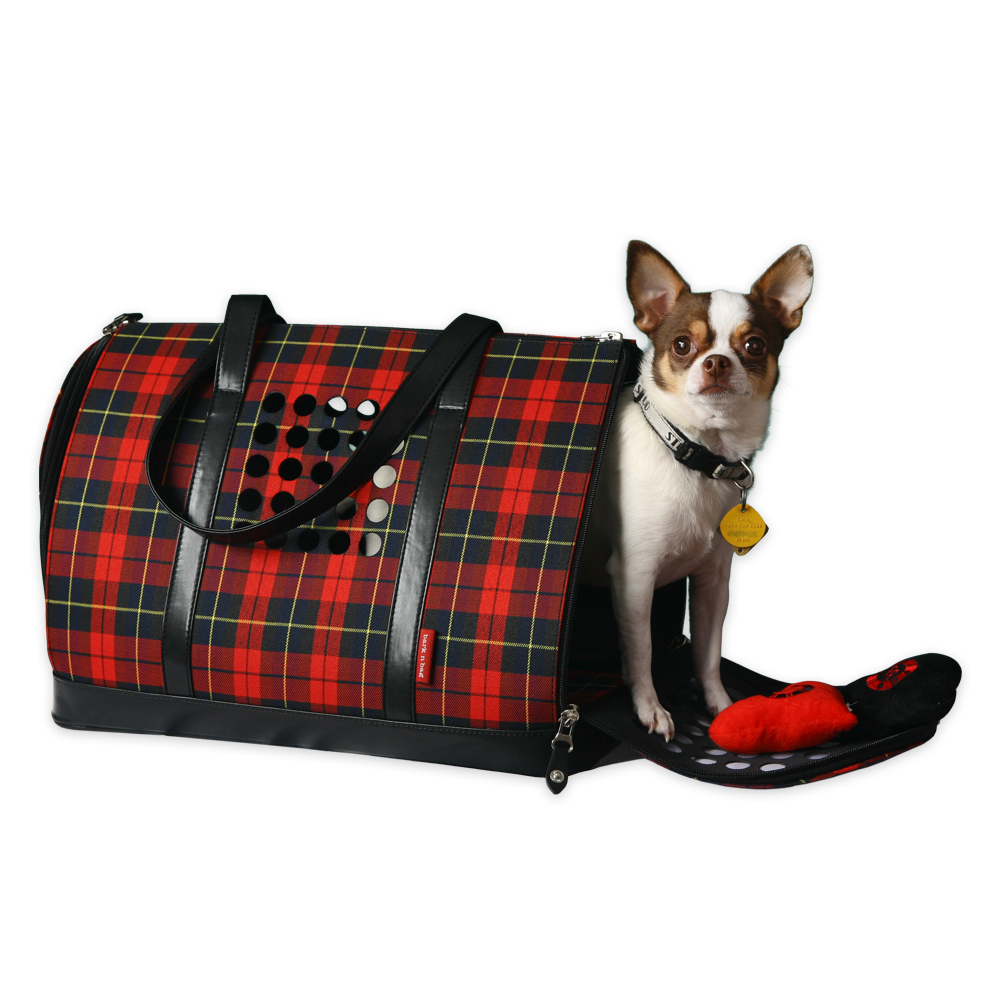 The NYFW It Dog Carry Bag of 2015/16