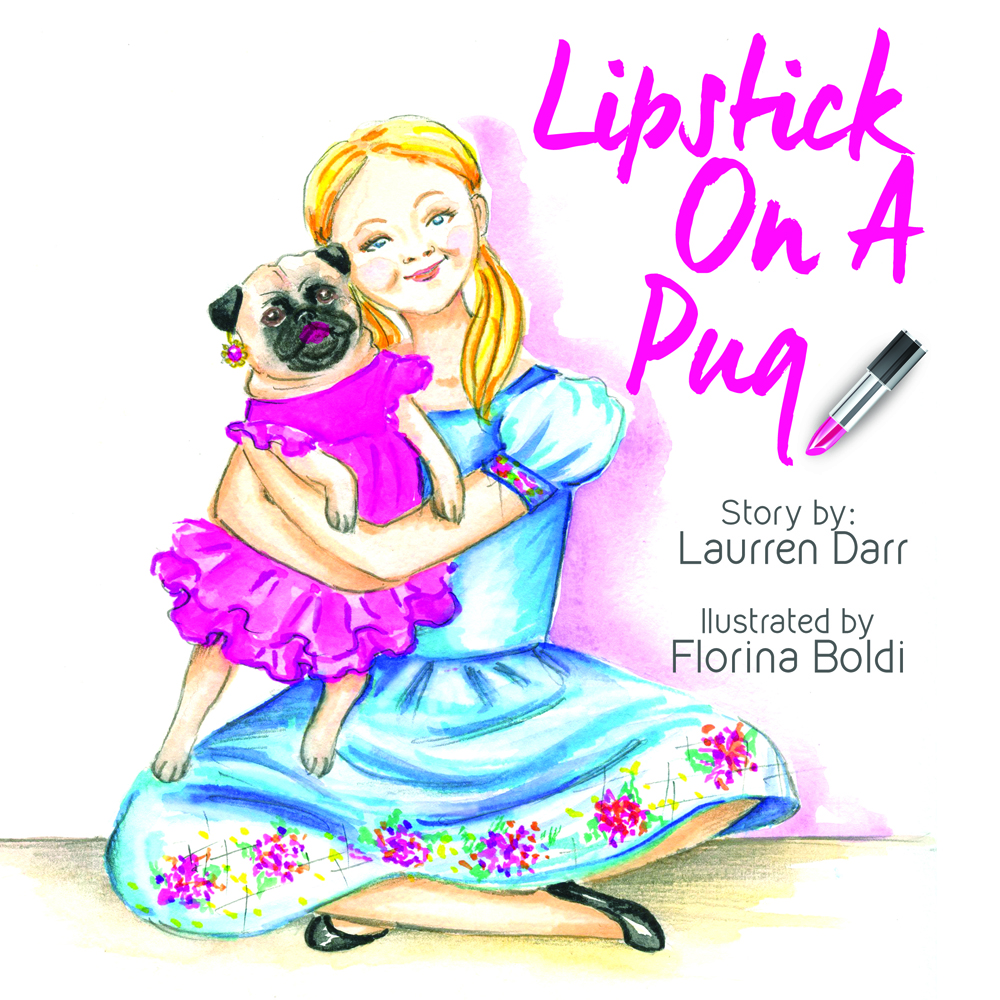 I love pugs and fashion new childrens book